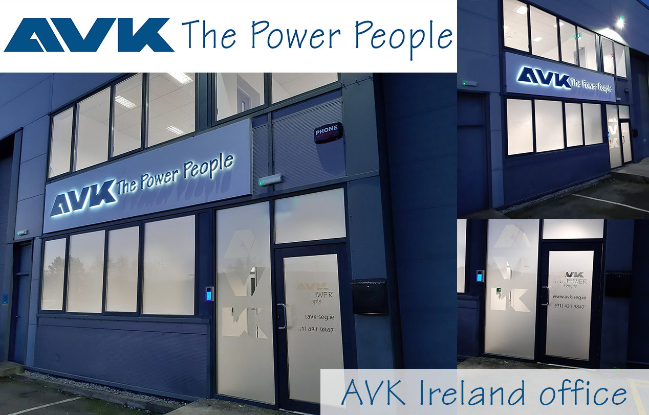 AVK Expands in Ireland